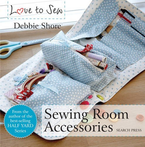 Sewing Room Accessories (Love to Sew) (Doily-design)