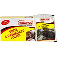 Waxpol Vinyl & Dashboard Polish (30x10ml)