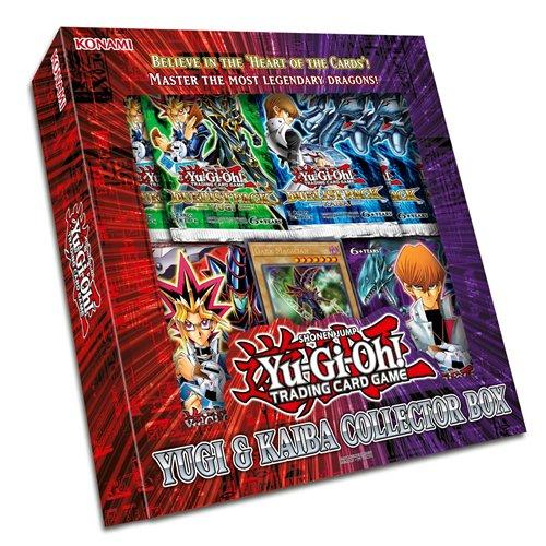 Yu-Gi-Oh - Yugi and Kaiba Collector Box - English Sprache