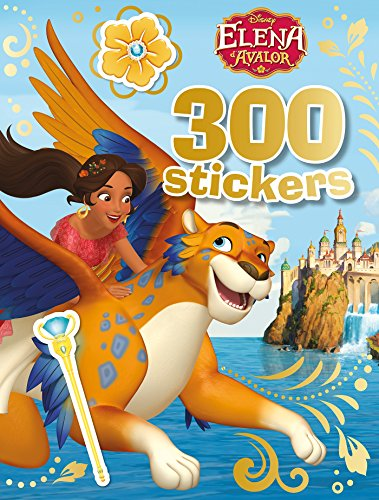 ELENA D'AVALOR - 300 Stickers