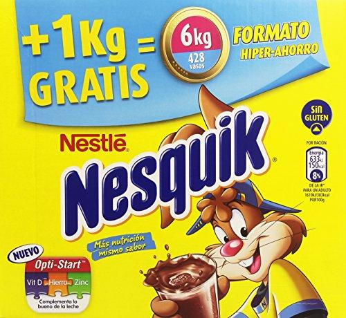 Foto de Nesquik Cacao Soluble Instantáneo - 6000 gr