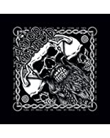 Amon Amarth Skull Bandana schwarz