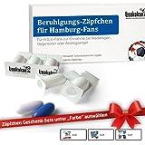 Beruhigungs-Zäpfchen® für Hamburg-Fans | Lakritz-Zäpfchen für HSV-Fans zur Einnahme bei Niederlagen | Bremen, St. Pauli & Fußball-Fans Aufgepasst witzige Fanartikel & Geschenke