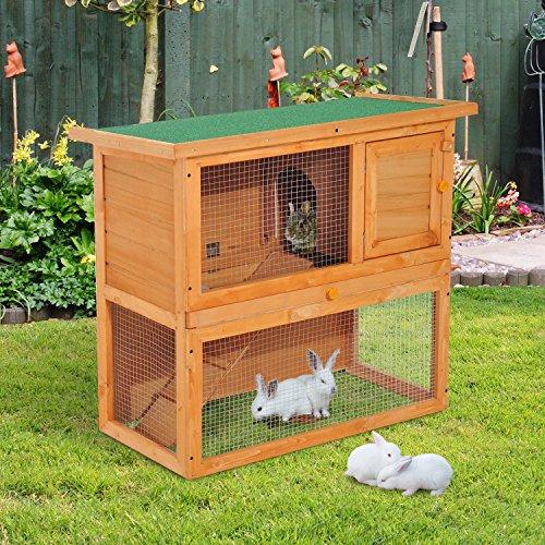 pawhut-gabbia-per-conigli-conigliera-da-esterno-in-legno-di-abete-90-x-45-x-80cm