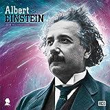 Albert Einstein 2019 - 18-Monatskalender (Wall-Kalender)