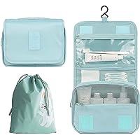 Orgawise beauty case borsa da viaggio borsa da toilette borsa cosmetica per donne e ragazze con impermeabile (inviare…
