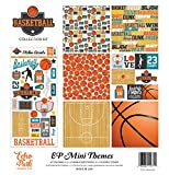 Echo Park Paper Company SW6605 Basketball Collection Kit