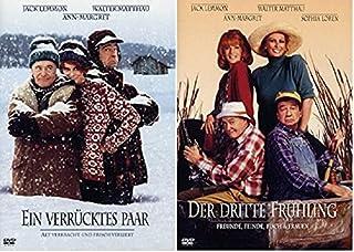 Ein verrücktes Paar + Der dritte Frühling / DVD Set