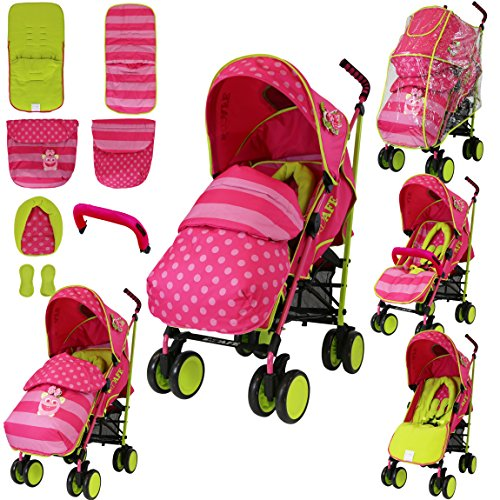 iSafe Complete Stroller (MEA Lux)