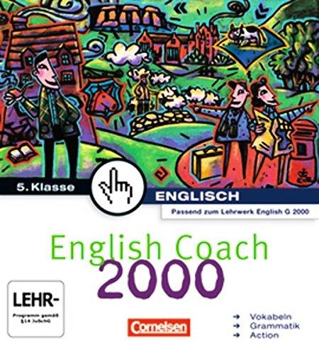 English Coach 2000 A1/B1/D1 5. Klasse -