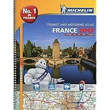 France Atlas 2017 (Michelin Atlas)