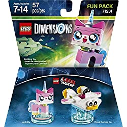 LEGO Movie Unikitty Fun Pack - LEGO Dimensions by Warner Home Video - Games