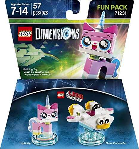 LEGO Movie Unikitty Fun Pack - LEGO Dimensions by Warner Home Video - Games (Gamecube-spiele Lego)