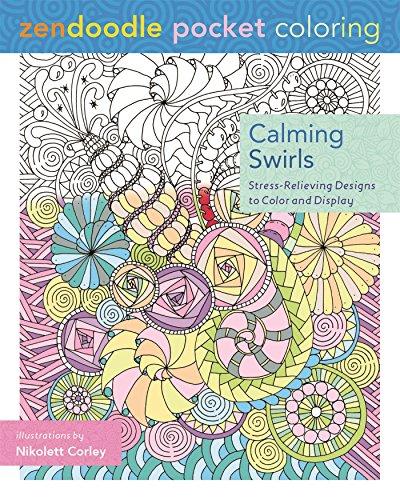 Zendoodle Pocket Coloring: Calmi...
