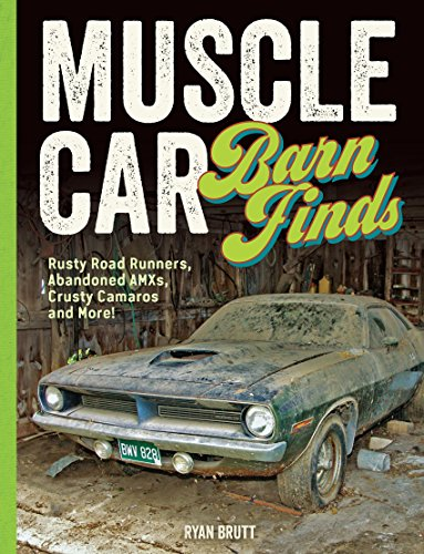 Muscle Car Barn Finds (English Edition) (Ford Hunter Tom)