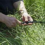 ZDYLM-Y Bewässerungssystem Garten, 20 M DIY Einstellbare Automatische Mikro Pflanze Gartenbewässerung Kit, für Terrasse…