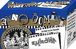 "Abacusspiele - 9092 - Jeu de cartes ""Anno Domini Europa"""