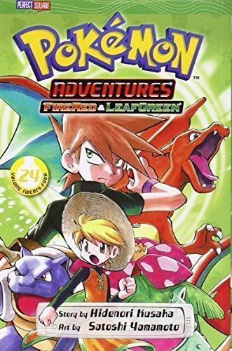 Pok¨¦mon Adventures, Vol. 24 (Pokemon) by Hidenori Kusaka (2014) Paperback