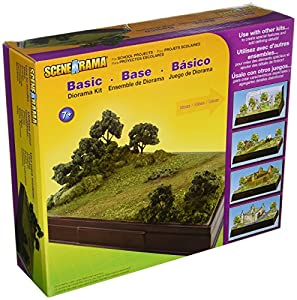 Woodland Scenics - Juego de Diorama ( SP4110 )
