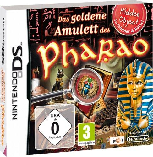 Hidden Objects: Das goldene Amulett des Pharao (Ds Wimmelbild Spiele)