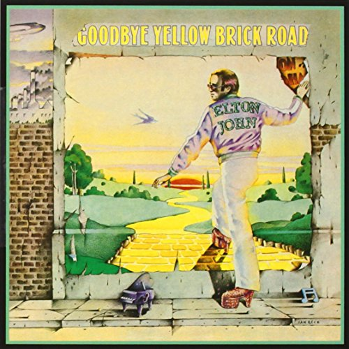 Goodbye Yellow Brick Road [Cardboard Sleeve (mini LP)] [Platinum SHM-CD] [Limited Release]