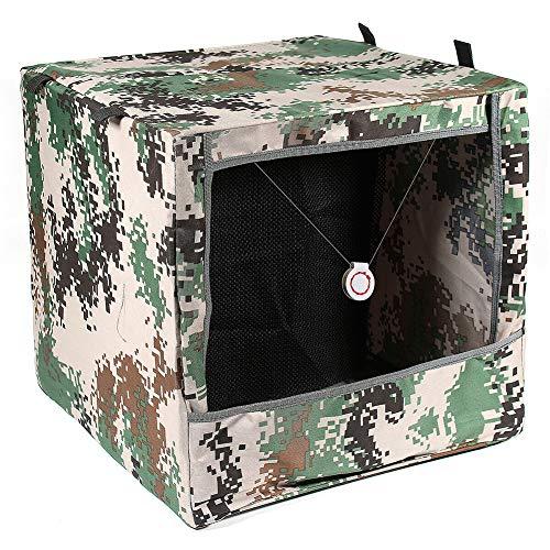 armine88 Schleuder Ziel Praxis Schießen Faltbare Tragbare Werkzeugkoffer Bogenschießen Jagd Tuch Tarnung Recycle Ammo Katapult -