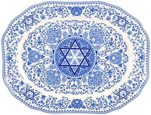 Spode Judaica Oval Platter - 14 by Spode
