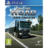 On the Road Truck Simulator - PlayStation 4 [Edizione: Francia]