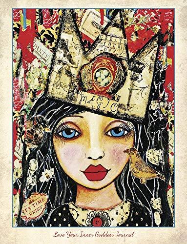Love Your Inner Goddess Journal: Writing & Creativity Journal