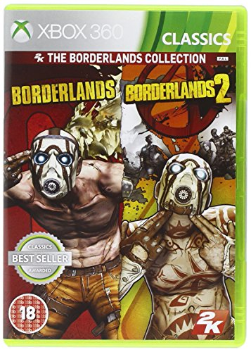 2K Borderlands Collection, Xbox 360 Xbox 360 vídeo - Juego (Xbox 360, Xbox 360, FPS (Disparos en primera persona), M (Maduro), Gearbox Software)