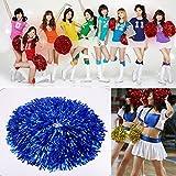 Forfar Hand Kreative Pom Poms 1Pair Cheer pom Neueste cheerleader Cheer_Pom Tanz Partei Verein Dekor Gadget Zubehör