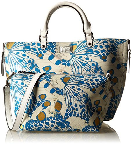 Y NOT? K-40, Sac cabas Multicolore (Sapphire-Cool5)