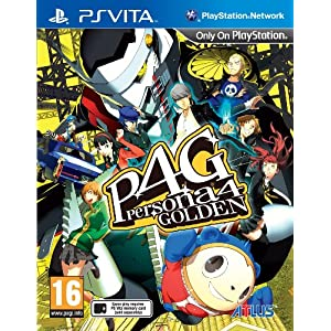[UK-Import]Persona 4 Golden Game PS Vita