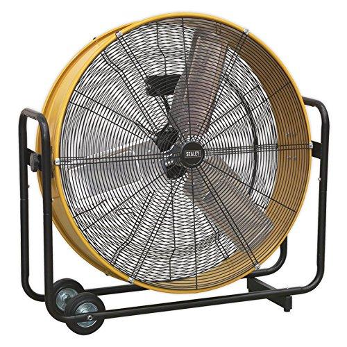 SEALEY hvd30110V Industrie High Velocity Drum Fan 76,2cm 110V