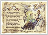 Geschenk Zahnarzthelferin dental assistant Zeichnung Color 20 x 15 cm
