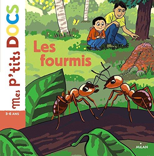 Les fourmis par Stéphanie Ledu