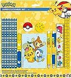 Pokemon-Schreibset-mit-16-Teilen