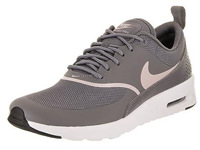 Nike damen sportschuhe grau