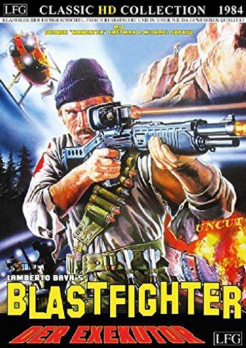 Blastfighter - der exekutor - uncut - classic hd collection # 4 [edizione: germania]