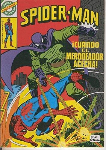 Comics Bruguera: Spiderman numero 64 (numerado 1 en trasera)