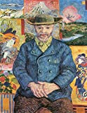 Vincent Van Gogh - Portrait of Pere Tanguy, 1887 - Large - Semi Gloss Print
