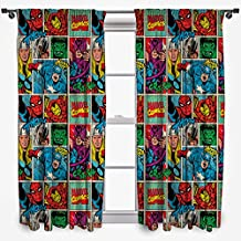 "Marvel Comics ""Huelga"" (cortina Set"