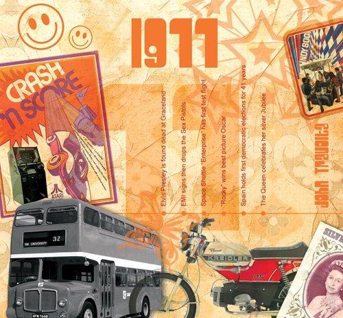 a-time-to-remember-1977-the-classic-years-tarjeta-de-felicitaciones-y-cd-para-todas-las-ocasiones-es