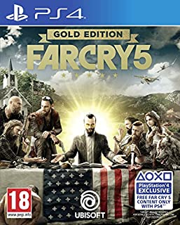Far Cry 5 Gold Edition (PS4) (B072J4F3BW)   Amazon Products