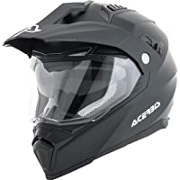 Acerbis casco flip fs-606 nero 2 s