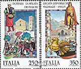 Italia 1920-1921 (completa) MNH 1985 Folklore (Francobolli) - Prophila Collection - amazon.it