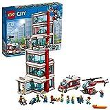 Lego City 60204 - Stadtbewohner Krankenhaus (861 Teile) - LEGO