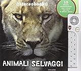 Animali selvaggi. Stereobook