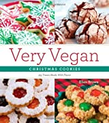 Very Vegan Christmas Cookies: 125 Festive and Flavorful Treats by Ellen Brown (2012-10-23)