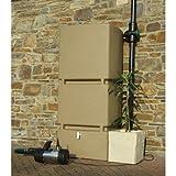 Technik Regen Tank System 4000L Sand–Outdoor Garten Bewässerung–Regenwasser Ernte